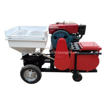 Cement Mortar Spray Plastering Machine