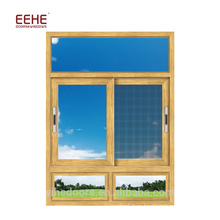 Aluminium Alloy Sliding Window with Mosquito Net