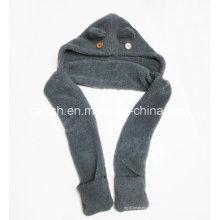 Sherpa Schals Hüte Handschuhe integriert