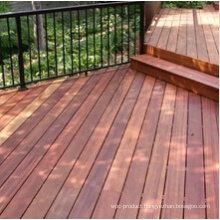 Eco Merbau Outdoor Waterproof Wooden Flooring