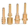 Rich experience precision machining High quality pneumatic fitting barb