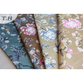 2016 Floral Sofa Fabric Luxury and Beautiful Jacquard Fabric