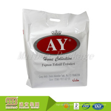 Superior Quality New Virgin Material Biodegradable Die Cut 40 Microns Plastic Bag