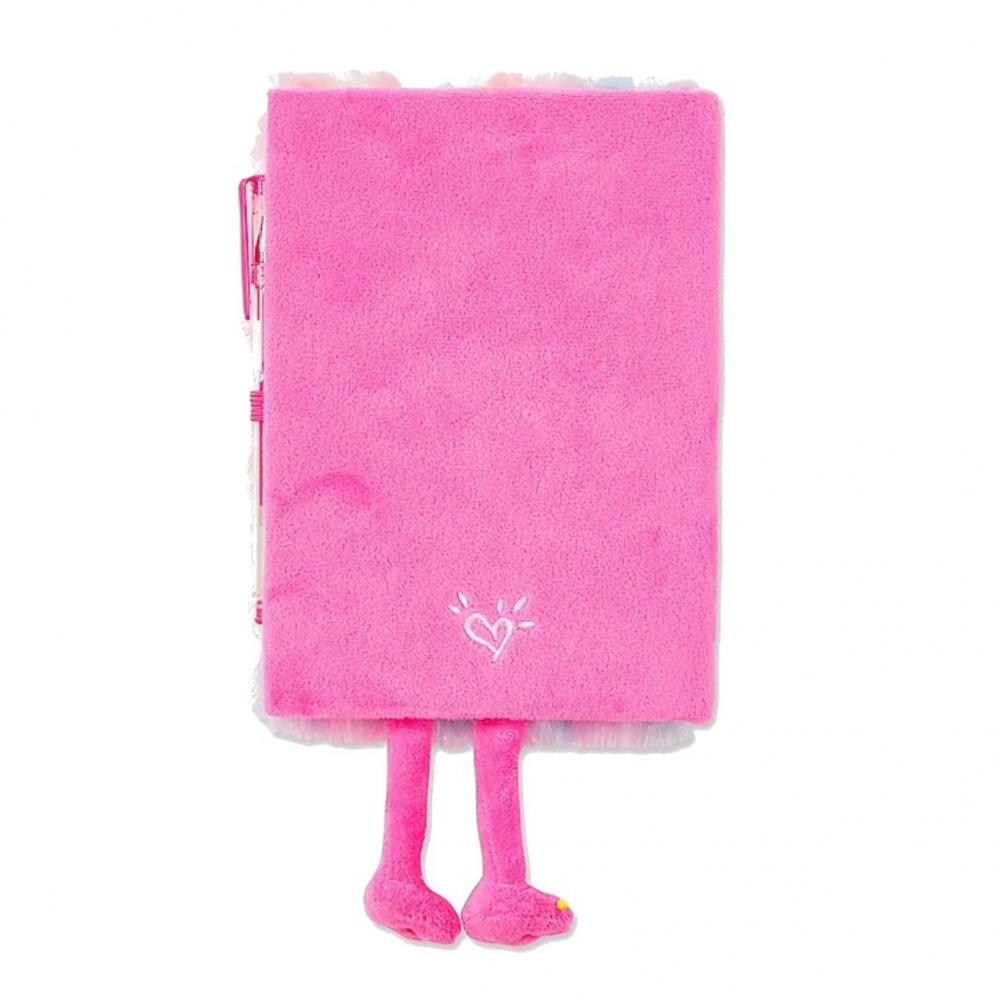 Flamingo Flip Sequin Notebook 2