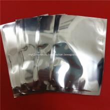Пластиковая плоская сумка с алюминиевым VMPET