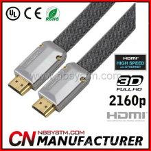 Montagem do cabo HDMI