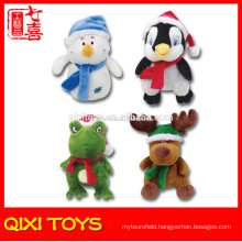 christmas animal ornaments plush christmas ornaments with names