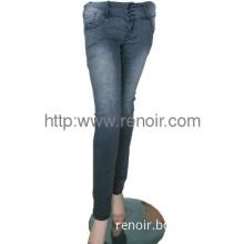lady fashion jeans