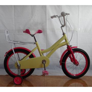 Venda quente grande portador traseiro crianças bicicletas (pf-kdb122)