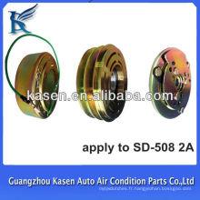 Sanden sd508 embrayage magnétique 12v POUR SANDEN 508 2A