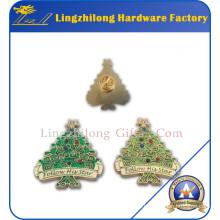 Urlaub Dekoration Weihnachtsbaum Abzeichen