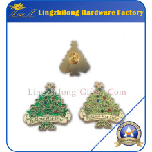 Holiday Decoration Christmas Tree Badge