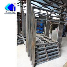 China Logistischer Ausrüstungs-zufälliger Zugang Portable Storage Cage