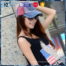 Factory direct sale attractive style boy custom baseball cap fast shipping