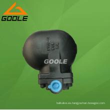 Válvula de trampa de vapor de flotador de bola de alta capacidad (GAFT14HC)