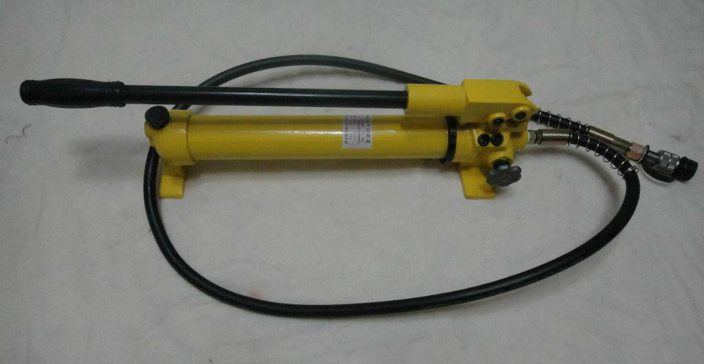 Manual Station Hydraulic Pump