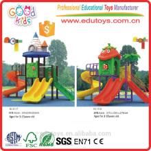 B11317 Billig Gebraucht Spielplatz Rutschen zum Verkauf, Vergnügungspark Ausrüstung