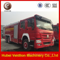 15, 000 Litres Water and Foam Tank Fire Fighting Truck