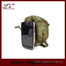 Sac à outils # 102 armée pour sac militaire tactique Airsoft téléphone
