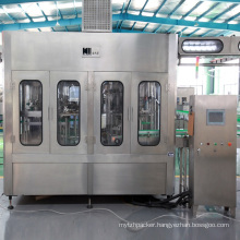 Automatic Plastic Water Bottle Manufacturing Plant