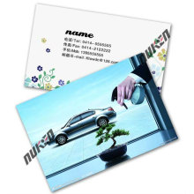 2015 3D Plastic Popular Small Size Greeting Cards