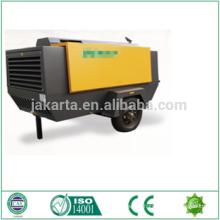 Compresor de aire para la industria minera