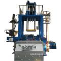 آلات صب الضغط المنخفض من الفولاذ الطري