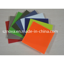Colored G10 Laminated Sheets for Surfboards Fins
