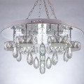 led modern crystal lighting chandelier