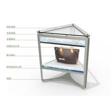 46 дюймовый прозрачный LCD дисплей