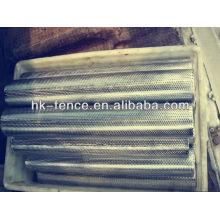 Tube / tuyau de filtre d'écran de contrôle de sable (usine de anping)