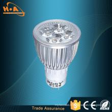 La lumière fraîche d'intense luminosité remplacent le projecteur de la lampe LED