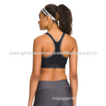 Wholesale fitness clothing girls wearing sexy yoga tank top
