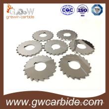 Disco de corte de carboneto cimentado com alta qualidade