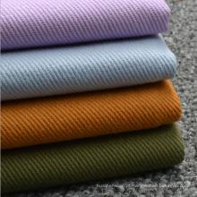 Tecidos de broca de fio simples 100% algodão 10 × 10/76 × 38