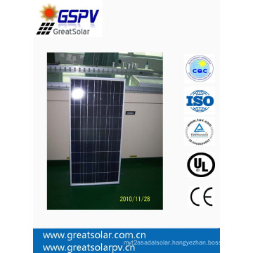 130W Solar Panel with Cheap Price and Good Quality in China with More Than 10 Years Experience