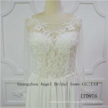 Robe de mariée de conception parfaite