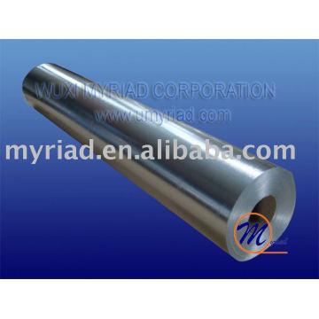 Pano de folha de alumínio
