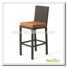 Cabo Aluminium Stool Wicker Bar Stool