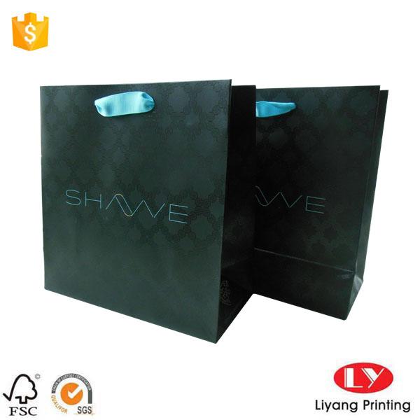Spot Uv Paper Bag