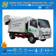 ISUZU 8cbm Garbage Compactor Truck