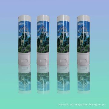 Alumínio e plástico laminado tubo para Shampoo