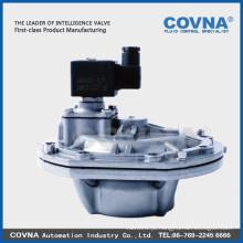 "Válvula solenóide de pulso válvula de purga de ar válvula de alumínio G1 / 2 ""220V"