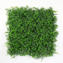 Hot selling indoor green screen plant wall for decor