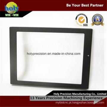 Peças fazendo à máquina do CNC do quadro de alumínio agradável do revestimento