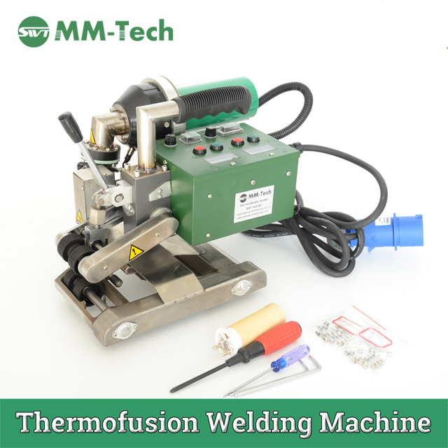 Automatic Hot Wedge Welding Machine