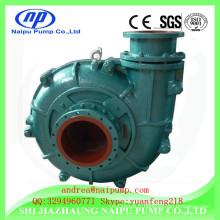 Pompe centrifuge de boue de sable de moteur diesel