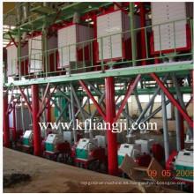 Fresadoras de harina de trigo 60t / 24h