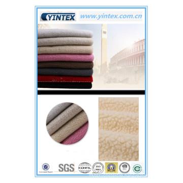 Manufactory Soft and Comfortable Polar Fleece Fabric