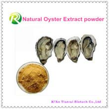 Alta qualidade 100% natural extrato de ostra em pó
